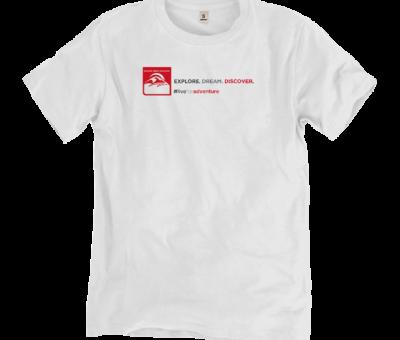 The Men Outdoors T-Shirt's