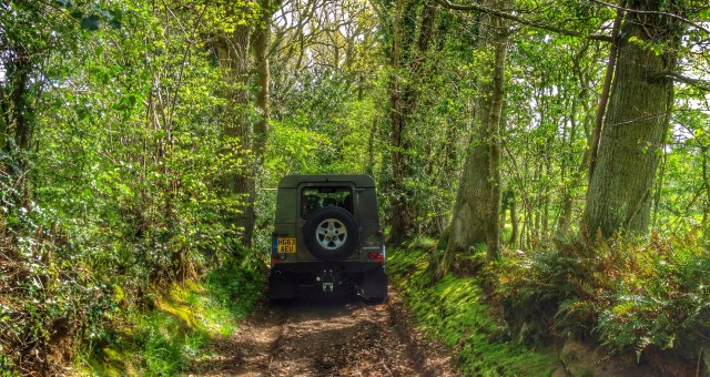 Offroading and Green Laning
