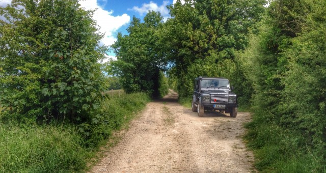 Another day, another byway explored