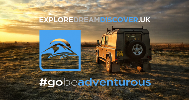 #GoBeAdventurous – Why Adventure Is Good for You