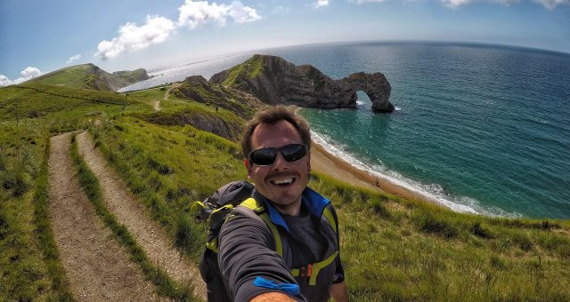 The Jurassic Coast  – #themanoutdoors
