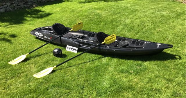 Fatyak™ Adventure S Mahee Kayak – Dry Land Review – Part 1