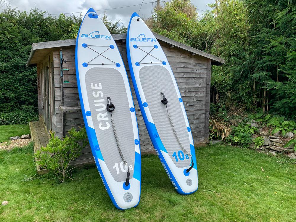 """Bluefin Cruise 10'8"""" SUP Board"""