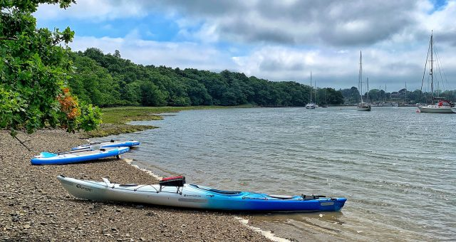 Guide 2 – Where to kayak in the UK